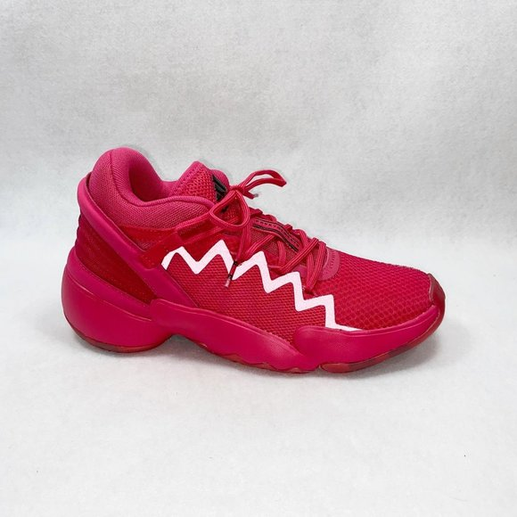 Adidas Special Edition D.O.N. JAZZBERRY JAM (Red)
